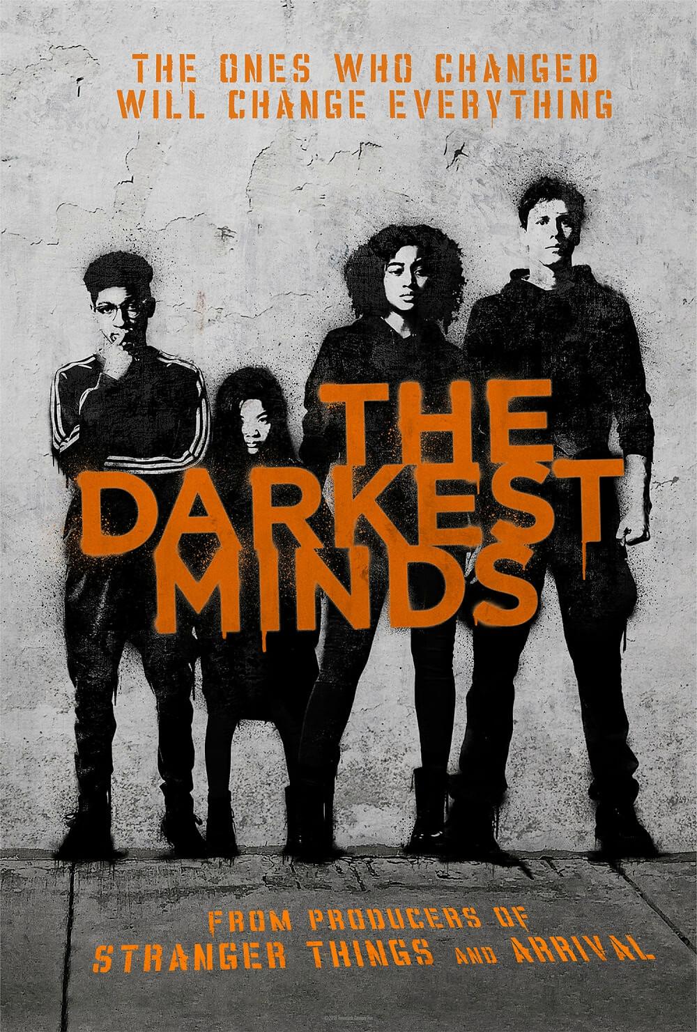 Mentes Sombrias (The Darkest Minds: 2018)