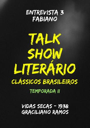 Talk Show Literário: Fabiano