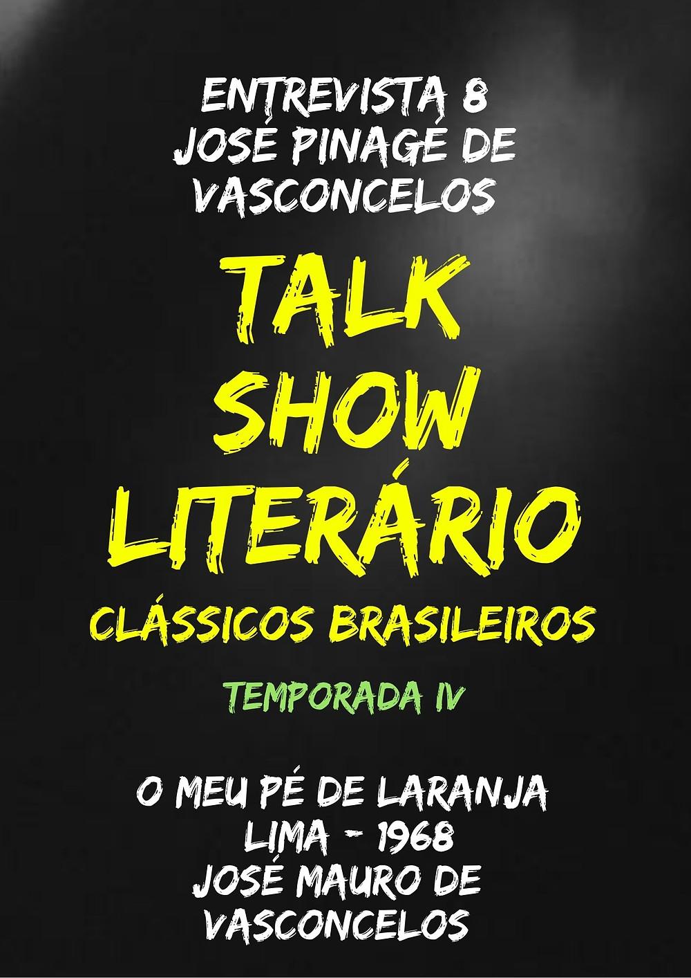 Talk Show Literário Zezé