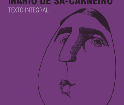 Livros: A Confissão de Lúcio - A novela mais famosa de Mário de Sá-Carneiro