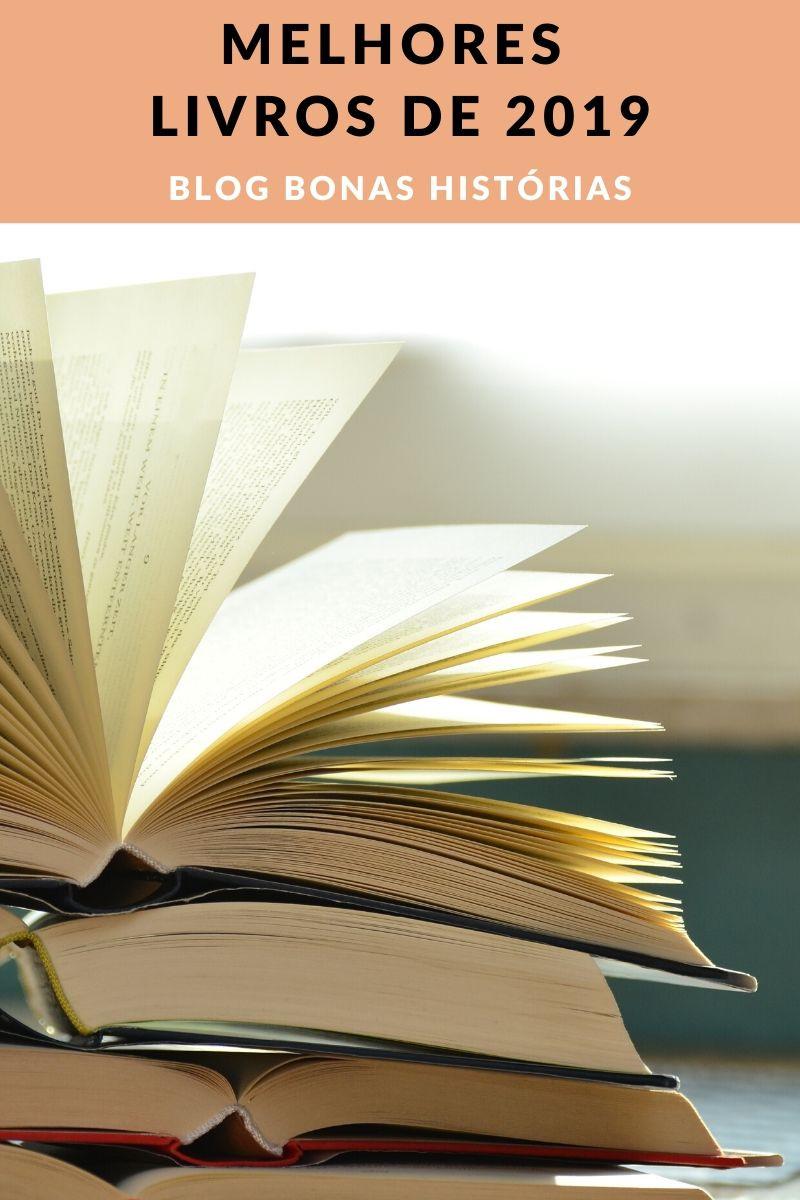 Melhores Livros de 2019 pelo Blog Bonas Histórias