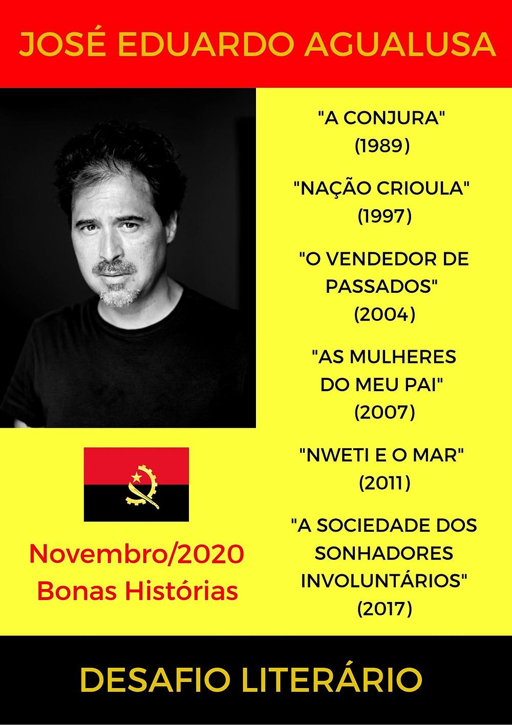 Análise Literária de José Eduardo Agualusa