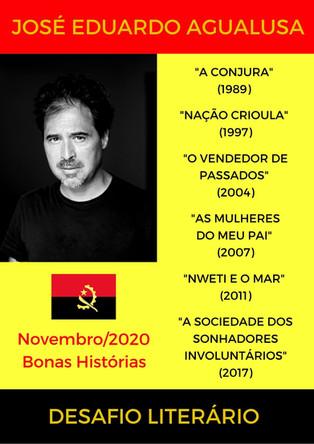 Análise Literária: José Eduardo Agualusa