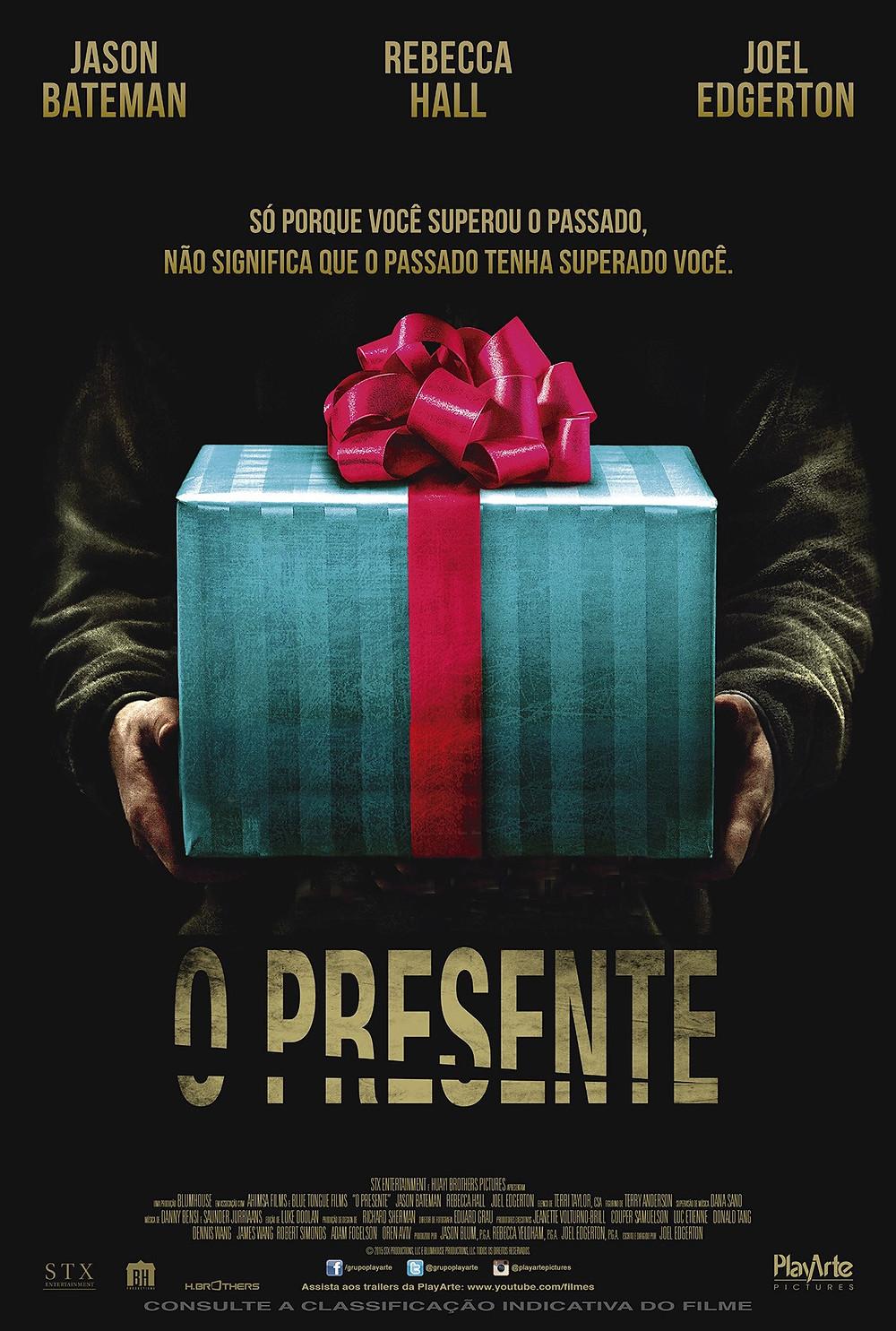 O Presente (The Gift: 2015)