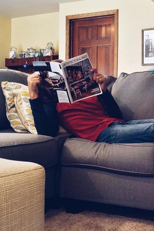 Mercado Editorial: Revistas - Você é a única pessoa que compra essa aí