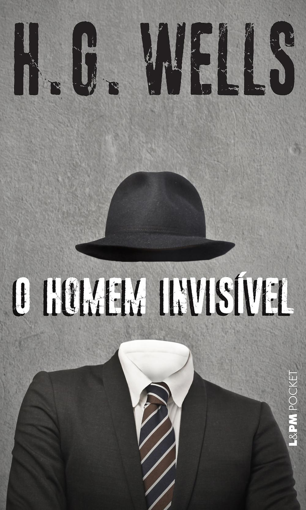 O Homem Invisível de H. G. Wells