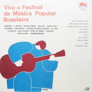 Músicas: Cinquentenário do II Festival de Música Popular Brasileira da TV Record