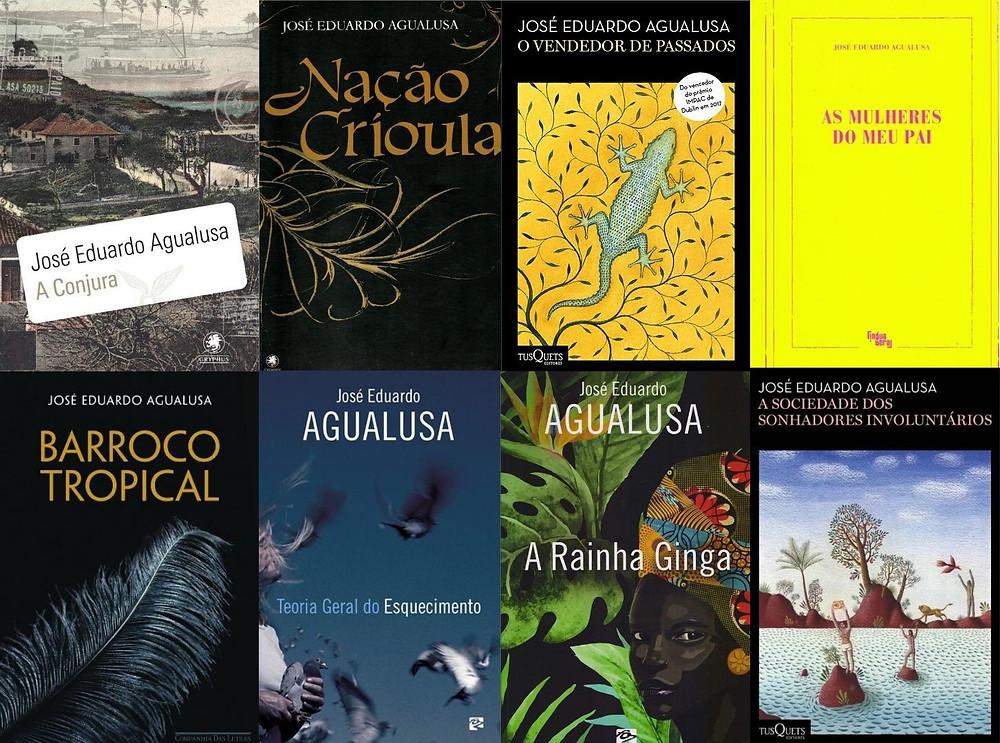 Principais livros de José Eduardo Agualusa