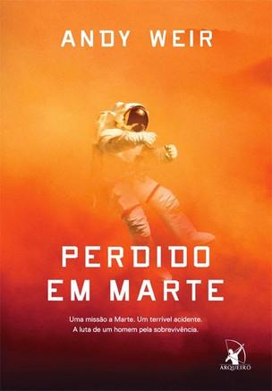 Livros: Perdido em Marte - A viagem interplanetária de Andy Weir