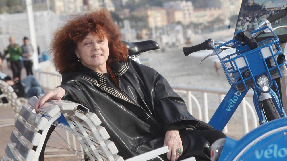 Régine Deforges - A Bicicleta Azul
