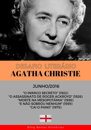 Análise Literária: Agatha Christie