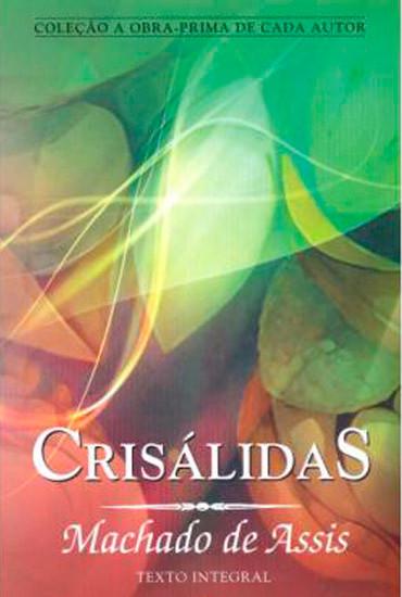 Crisálidas - Livro de poesias de Machado de Assis