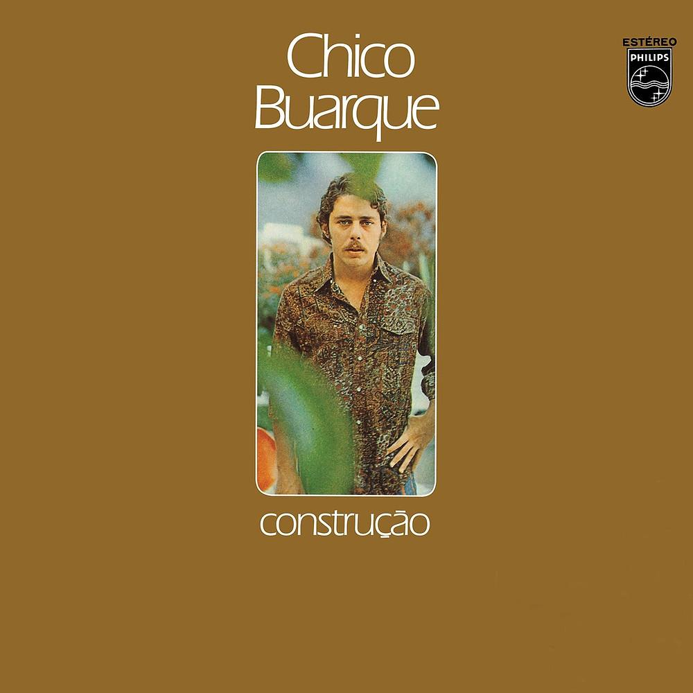 Álbum Construção (1971) de Chico Buarque.