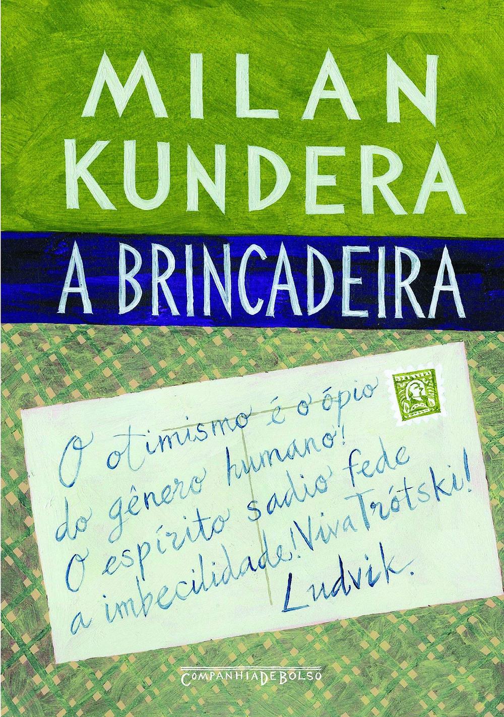 A Brincadeira de Milan Kundera