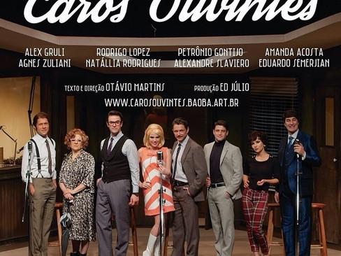 Peças Teatrais: Caros Ouvintes - A decadência das radionovelas