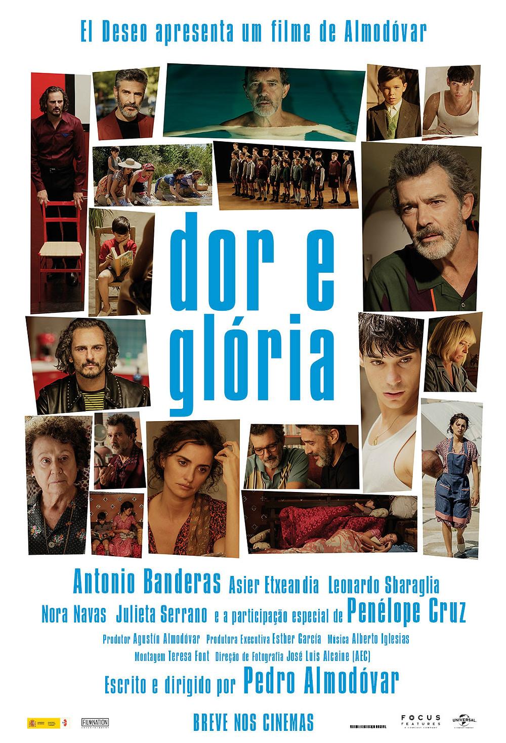 Dor e Glória (Dolor y Gloria: 2019)