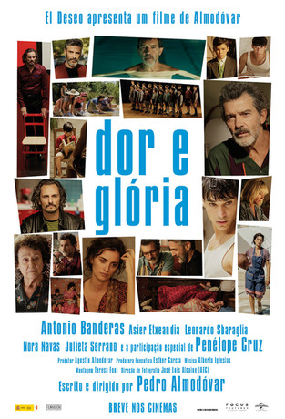 Filmes: Dor e Glória – Um Almodóvar autobiográfico