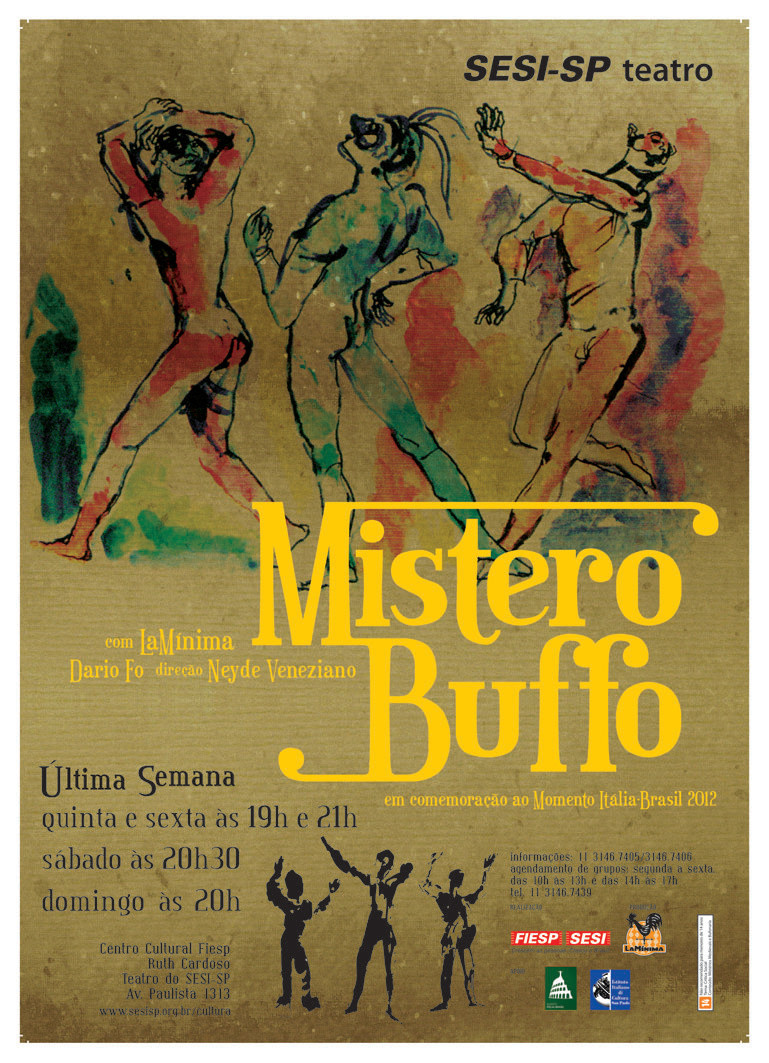 Mistero Buffo - LaMínima