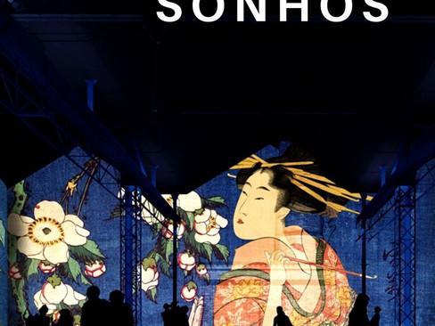 Exposições: Japão em Sonhos - Imersão audiovisual pela cultura japonesa