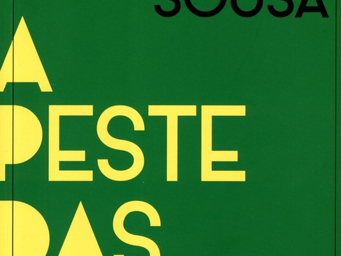 Livros: A Peste das Batatas - O romance de estreia de Paulo Sousa