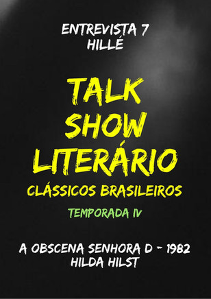 Talk Show Literário: Hillé