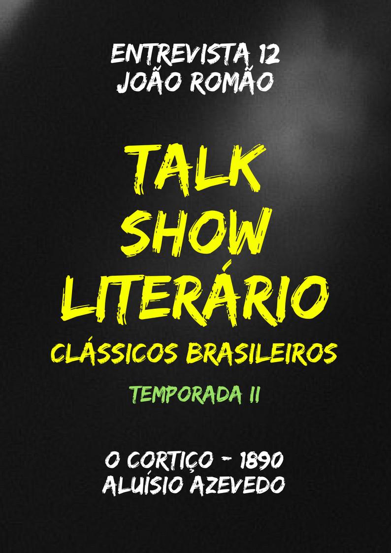 Talk Show Literário João Romão