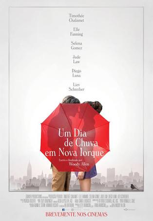 Filmes: Um Dia de Chuva em Nova York - O bom e velho Woody Allen