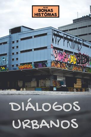 Contos: Diálogos Urbanos - Apresentação
