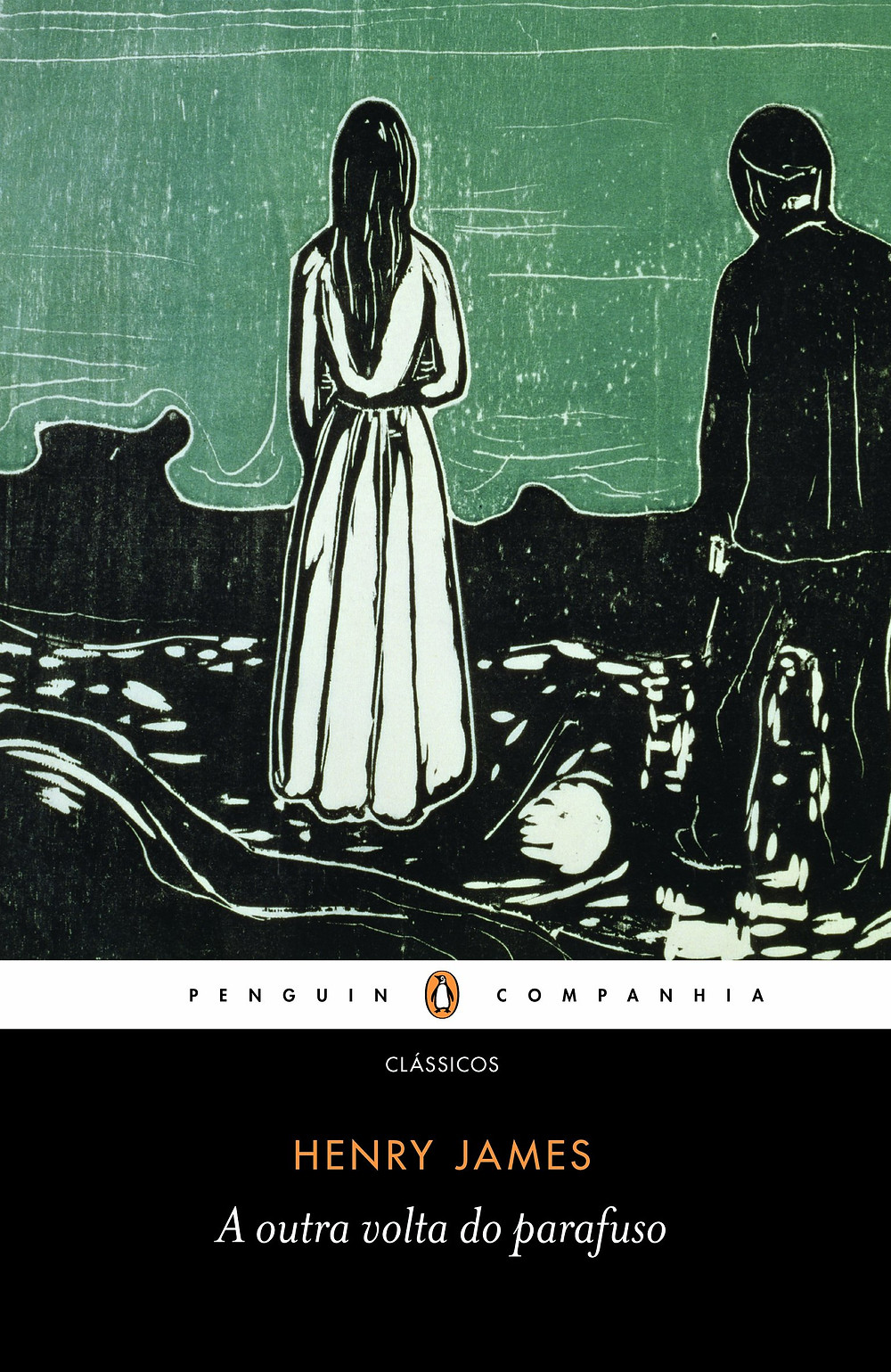 A Outra Volta do Parafuso de Henry James