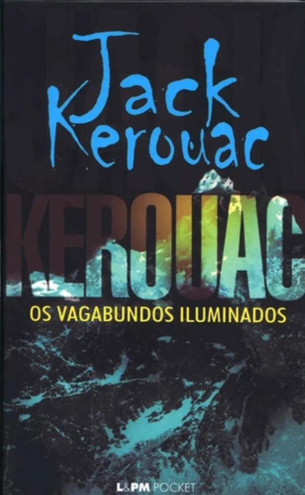 Livro Os Vagabundos Iluminados de Jack Kerouac
