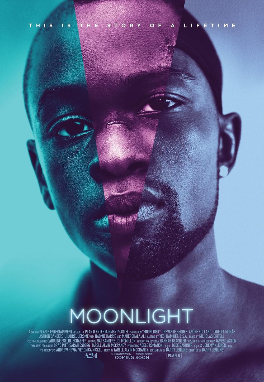 """""""Moonlight - Sob a Luz do Luar"""" (Moonlight: 2016)"""