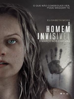 Filme O Homem Invisível (The Invisible Man: 2020)