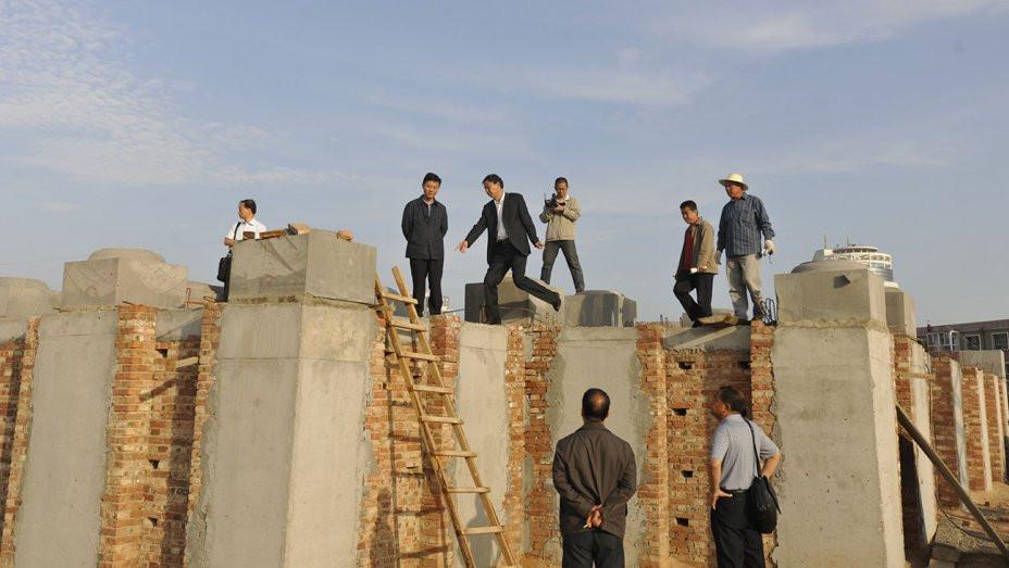 Filme Prefeito Chinês
