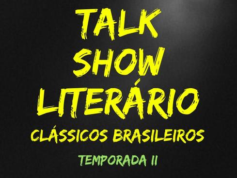 Talk Show Literário: Analista de Bagé