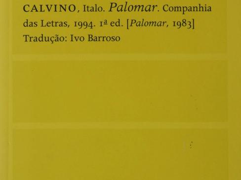 Livros: Palomar - Os contos filosóficos de Italo Calvino