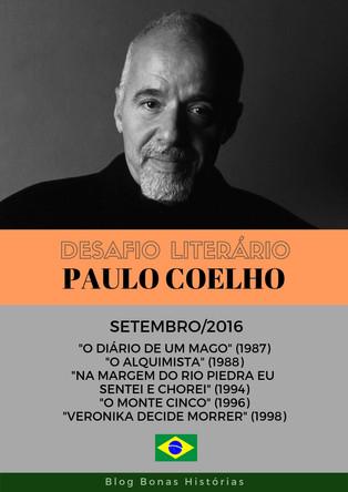 Análise Literária: Paulo Coelho
