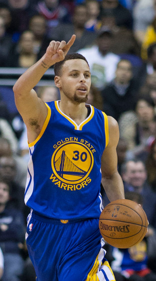 Televisão: Stephen Curry - O novo mito do basquete
