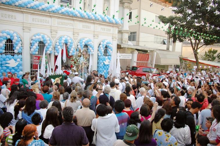 Festa da Nossa Senhora da Achiropita