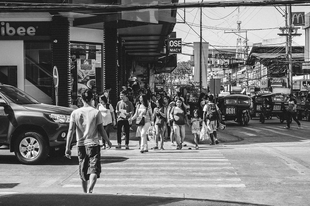Caminhada - conto de Ricardo Bonacorci
