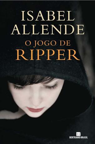 Livros: O Jogo de Ripper - O romance policial de Isabel Allende