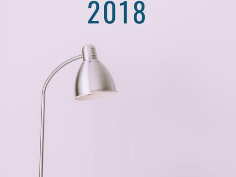 Desafio Literário: Balanço de 2018