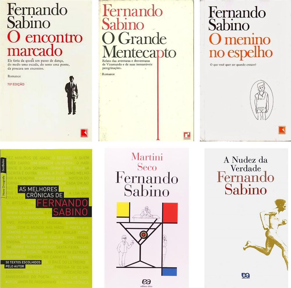 Livros Fernando Sabino