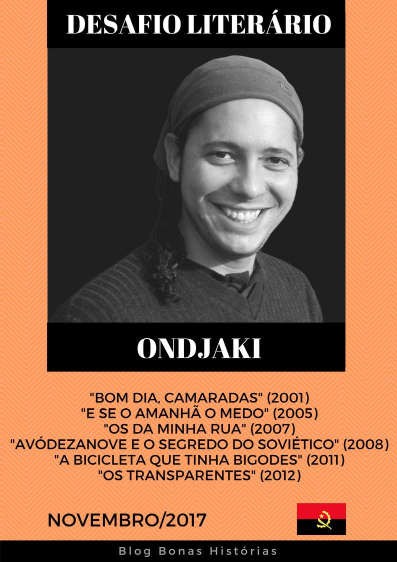 Análise Literária Ondjaki