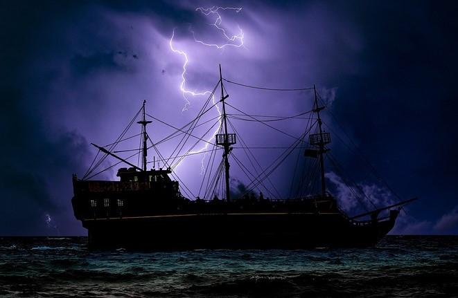 Livro A Ilha do Tesouro de R. L. Stevenson