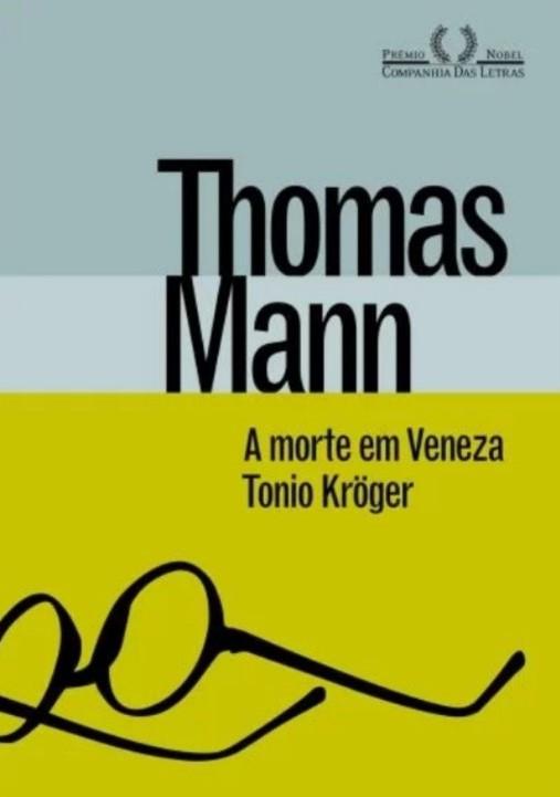A Morte em Veneza de Thomas Mann