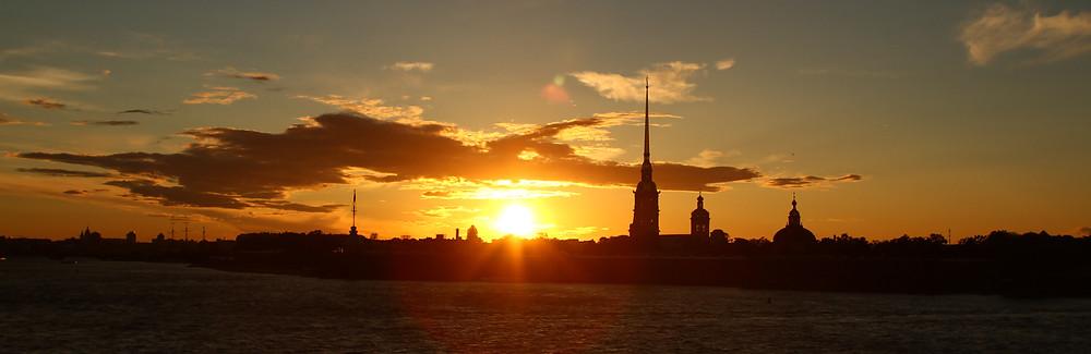 Sob o Céu de Novgorod