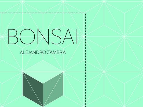 Livros: Bonsai – A premiada novela de Alejandro Zambra