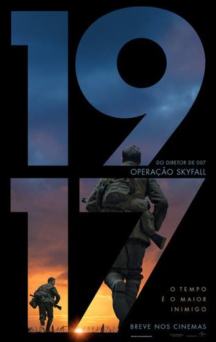 Filmes: 1917 - A boa surpresa do Oscar 2020