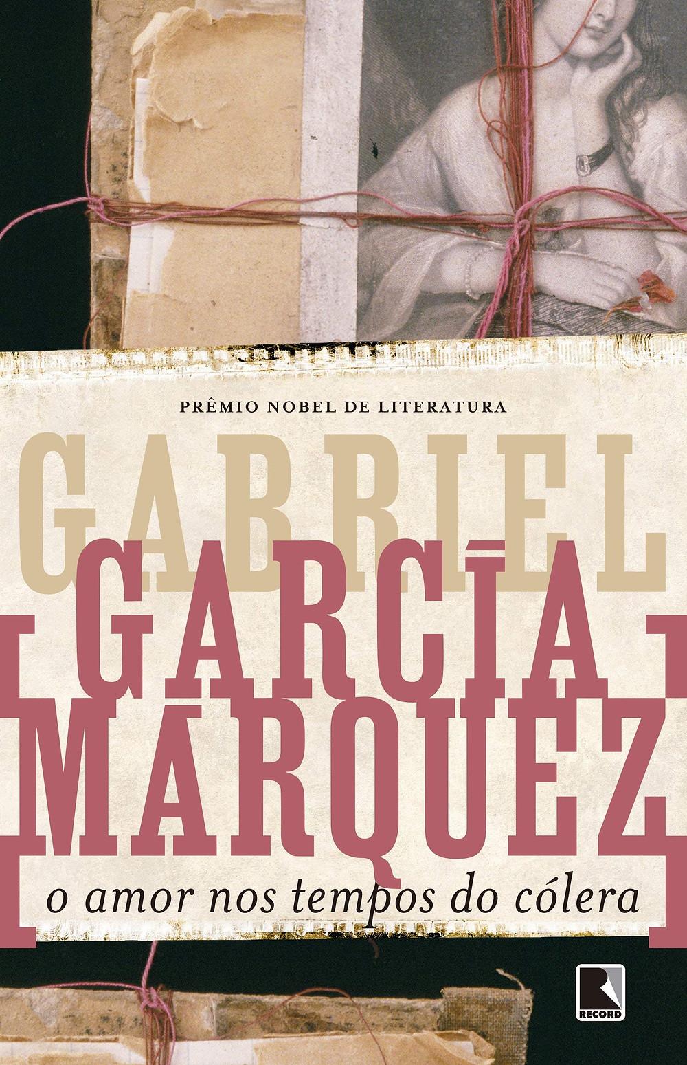 O Amor nos Tempos do Cólera de Gabriel García Márquez