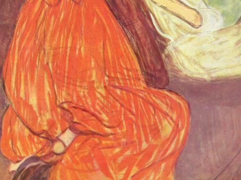 Exposições: Toulouse-Lautrec Em Vermelho - A boemia marginalizada de Paris